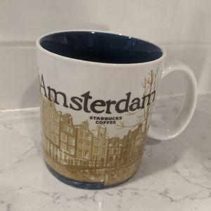 Amsterdam Collector Series Starbucks Mugs